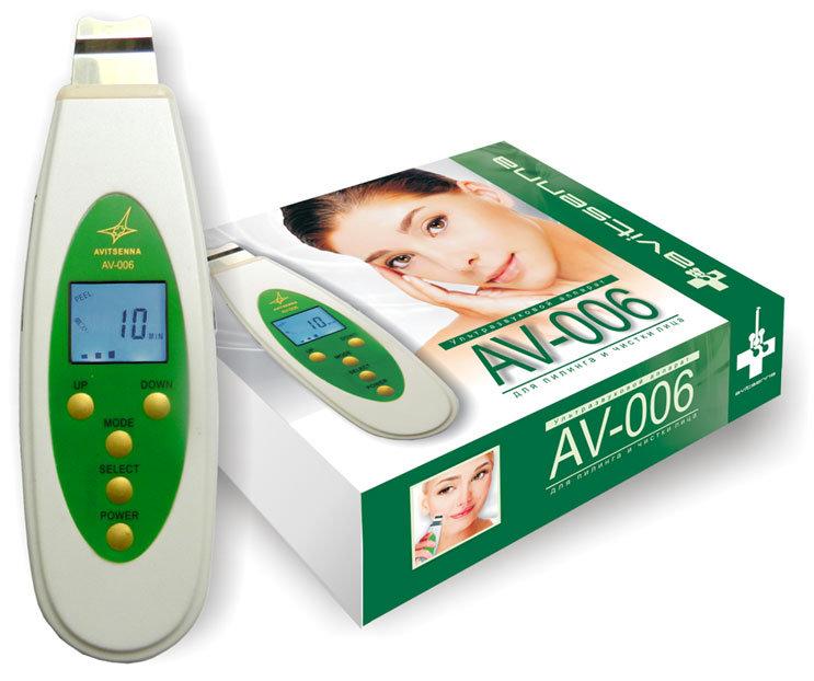 Прибор для ультразвуковой чистки в домашних условиях  749