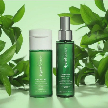 HydroPeptide Detox Collection. Линия Детокс.