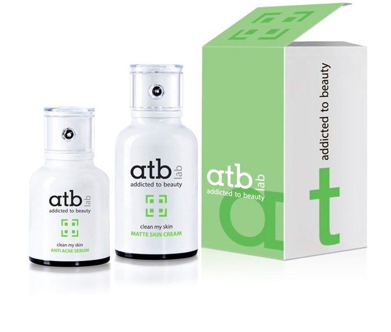 ATB Lab Clean My Skin - линия анти-акне