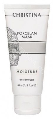 Christina Masks Porcelan Masque Moisture, 60 мл.