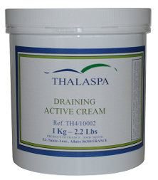 Thalaspa Draining Cream Active