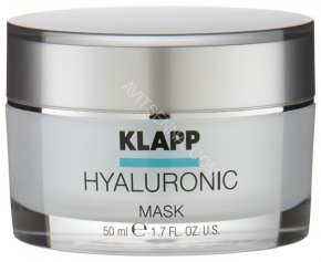 Klapp Hyaluronic Mask, 50 мл.