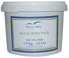 Thalaspa Algae Body Pack Slimming and Firming, 1,5 кг