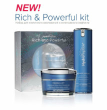 HydroPeptide Rich & Powerful Kit  , 2 х 30 мл