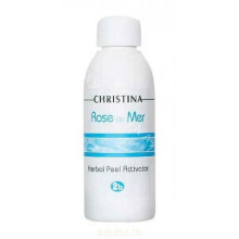 Christina Rose De Mer Herbal Peel Activator, 150 мл