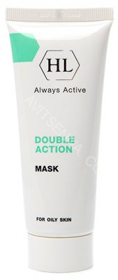 Double Action Mask, 70 мл. Сокращающая поры маска.